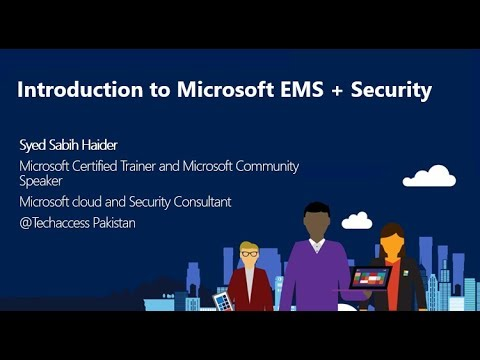 Getting Started with Microsoft Enterprise Mobility EMS - YouTube
