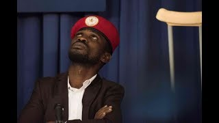 Bobi Wine: I want to go home - VIDEO