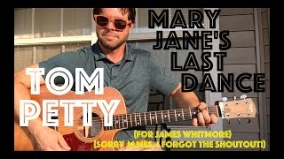 Guitar Lesson: How To Play Mary Jane's Last Dance By Tom Petty & The Heartbreakers