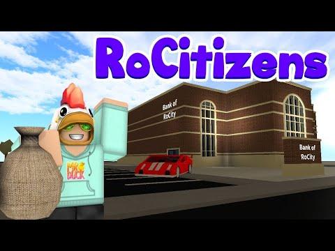 Rocitizens money glitch 2020! Easy money!