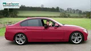 BMW 3 Series Saloon Review - CarBuyer