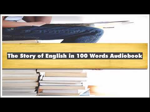 David Crystal The Story of English in 100 Words Audiobook