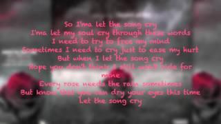 August Alsina - Song Cry Lyrics