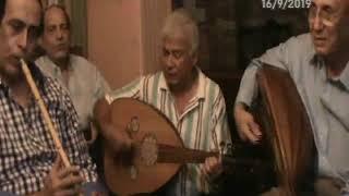 صالون الموسيقى العربية - مضناك جفاه مرقده - انور السعدنى - صالو د خليل الديوانى 18/9/2019 تحميل MP3