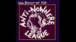 Anti Nowhere League , So What =;-)