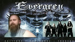 Evergrey - Solitude Within(Reaction)