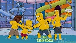 СИМПСОНЫ - Лучшие моменты. непослушный  Барт