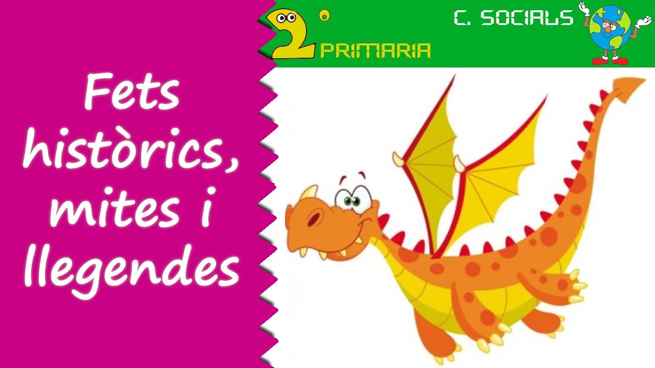 Ciències Socials. 2n Primària. Tema 7. Fets històrics, mites i llegendes