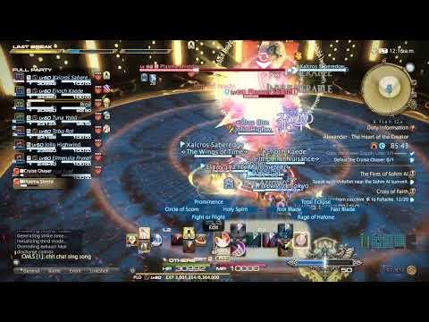 FFxiv duties, raid, etc etc
