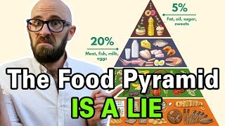 Who Invented the Food Pyramid and Why You'd Be Crazy to Follow It