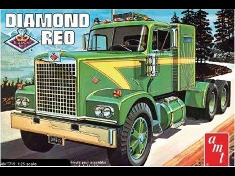 Diamond Reo Literature Package