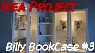 Ikea Project | Billy Bookcase Part 3