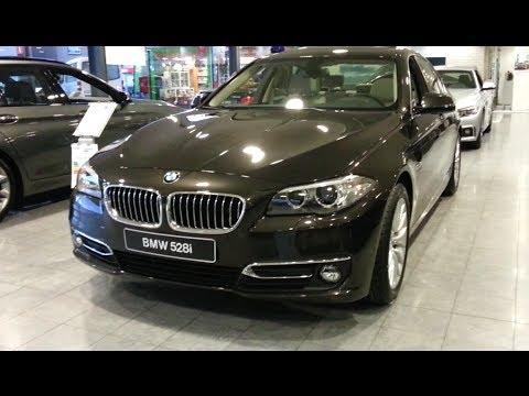 In Depth Review Interior Exterior : BMW 5 Series 2015