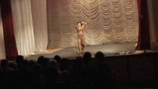 tambourine dance танец с бубном