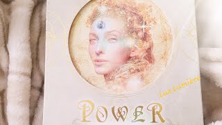 Goddess POWER Oracle By Colette Baron Reid Show & Tell (Part 1)