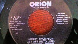 Sonny Thompson - Get off (into life)