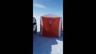 Палатки зимние для рыбалки из китая