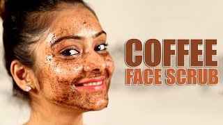 Coffee Face Scrub | Make Up Tutorial | Make Up Video