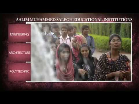 Aalim Muhammed Salegh Academy of Architecture video cover2