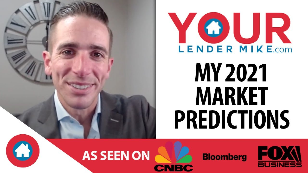 Predictions for the 2021 Market