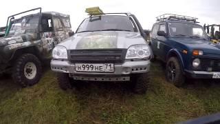 Бездорожье 2017 SUV 4х4 off-road Уаз, Нива джип-триал