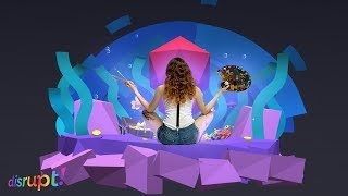 Create Pixar Films in VR!