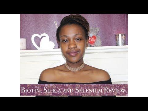 Biotin Silica and Selenium The Good Bad and Ugly.