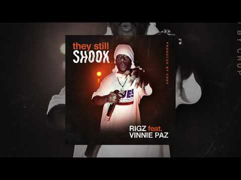 "Rigz x Vinnie Paz - ""They Still Shook"" Prod By Chup"