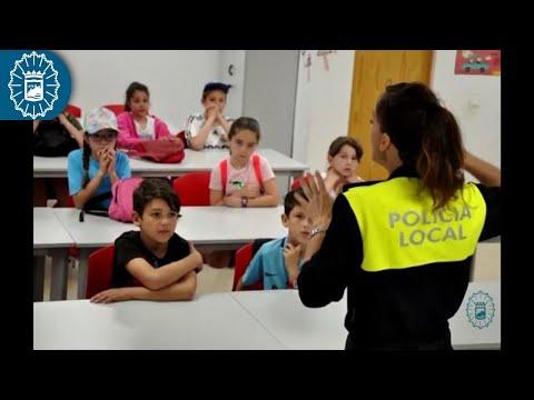 180719 - Policía Local Málaga - Subgrupo Educación Vial - Curso 2017-18