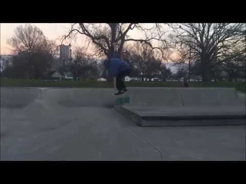 Vorhees Skatepark Terre Haute, IN -- Suburban Fish