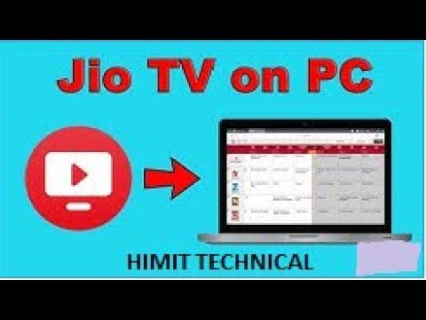 Download Run Jio Tv On Tv From Android Phone Pc And Laptops Also