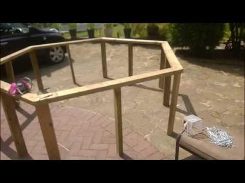 Summer Hot tub build Part 1/3