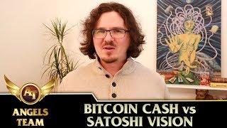Война Bitcoin Cash и Satoshi Vision закончилась