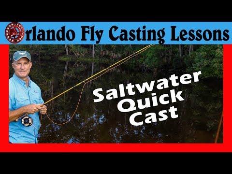 Saltwater Quick Cast
