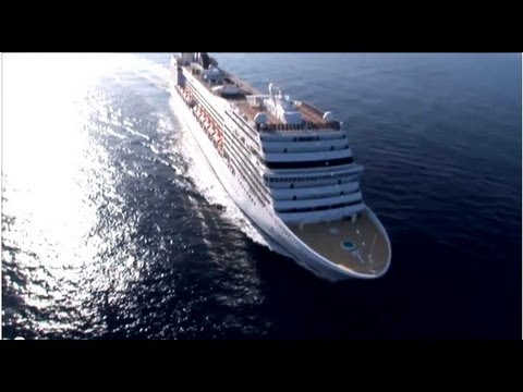 Cruiseship MSC Magnifica impression