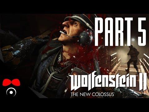 MAJÍ NÁCKOVÉ RÁDI MILKSHAKE? | Wolfenstein 2: The New Colossus #5
