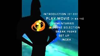the incredibles 2 dvd menu walkthrough - मुफ्त ऑनलाइन