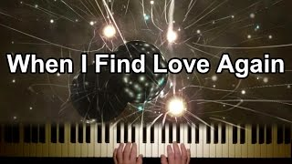 When I Find Love Again - James Blunt on the piano with lyrics
