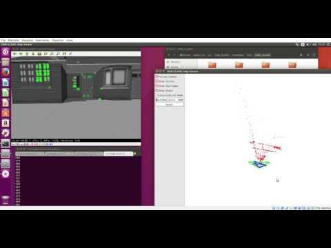 Mobile Robotics 12: Test ORB SLAM 2: Run RGBD SLAM Example