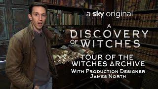 Congrégation : tour des archives des sorciers | Saison 1
