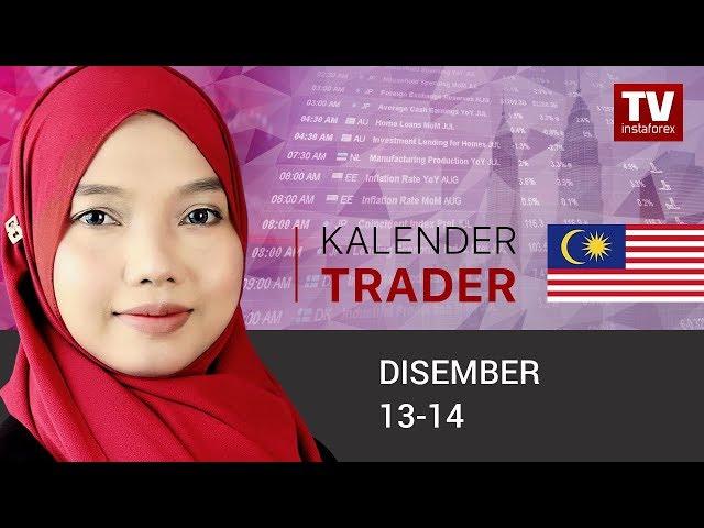 Kalender Trader Disember 13 - 14