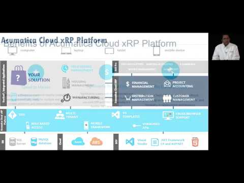 Introduction to Acumatica Cloud xRP Platform