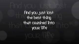 Charice- Lost The Best Thing (Lyrics)