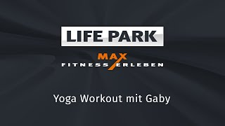 Yoga Workout mit Gaby