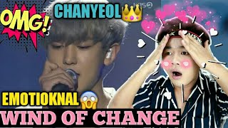 CHANYEOL 찬열 Special Stage 'Wind Of Change' KBS MUSIC BANK In Berlin REACTION