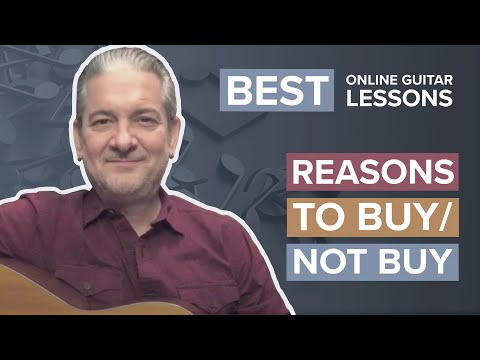 We Tested the 6 Best Online Guitar Lessons & Courses for Beginners