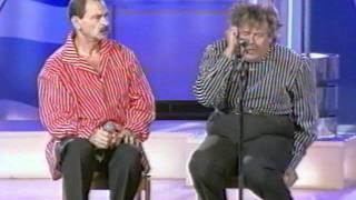 Юрмалина 2003   Стоянов и Олейников