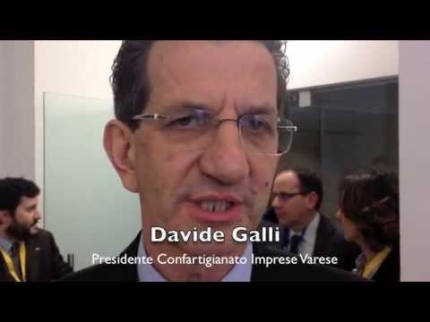 Davide Galli nuovo presidente di Confartigianato
