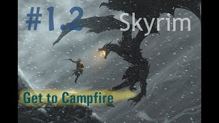 Skyrim (survival needs, sksp vs eso, skyrim camp) #1.2