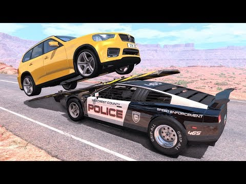Epic High Speed Jumps #63 – BeamNG Drive | CrashBoomPunk
